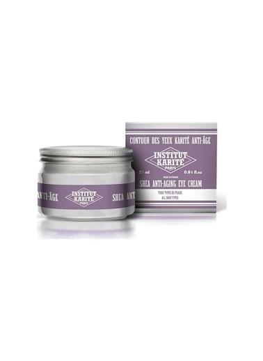 Institut Karite Shea Anti-Aging Eye Cream - All Skin Types 25Ml Renksiz